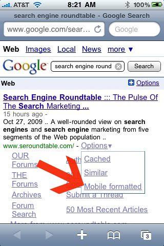 Google Mobilizer
