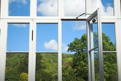 Hobby Greenhouse Window and Door