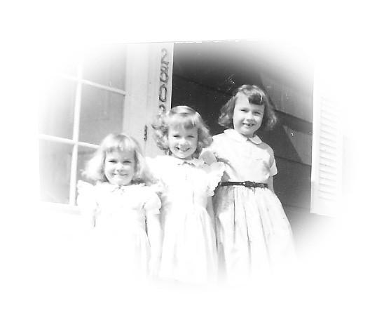 SJE Easter 1954