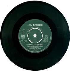 Smiths, The - 8 - I Started Something I Couldn't Finish - D - 1987 (Affendaddy) Tags: uk morrissey 1980s newwave thesmiths vinylsingles collectionklaushiltscher