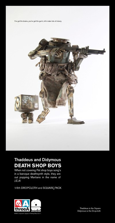 3A DEATH SHOP BOYS
