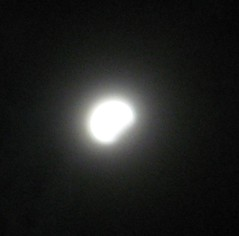 Lunar Eclipse 2008, circa 9pm