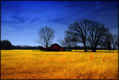 Old Country Barn (crowt59) Tags: old blue sky barn highway texas country 20 soe mywinners shieldofexcellence impressedbeauty aroundus thegoldenmermaid theperfectphotographer crowt59