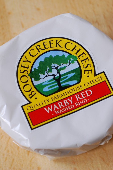 Boosey Creek Warby Red