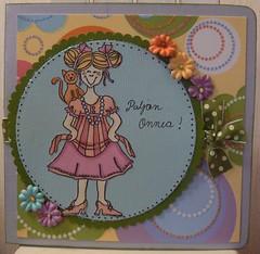 Flisan card