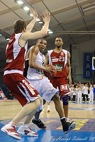 1. Basketballbundesliga - Science City Jena