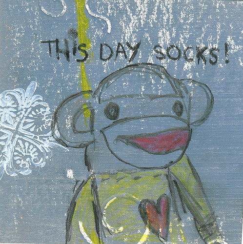 Daily Art Card