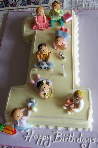 Eveleen's cake