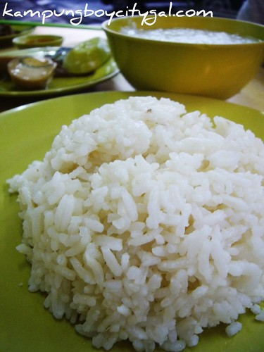 oil rice