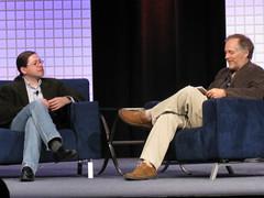 Jonathan Schwartz Tim O'Reilly Web 2.0 Expo