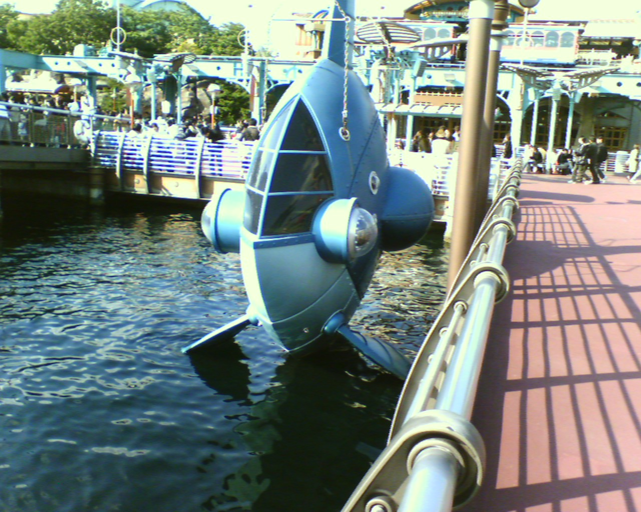 Disney Sea SeaCraft