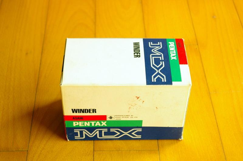 [分享]Pentax MX Winder開箱分享及小疑問