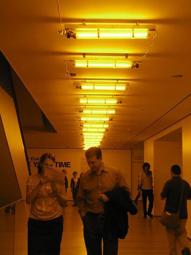 Olafur Eliasson at MoMA