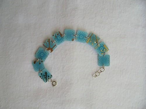 Second Blue Starbucks Bracelet