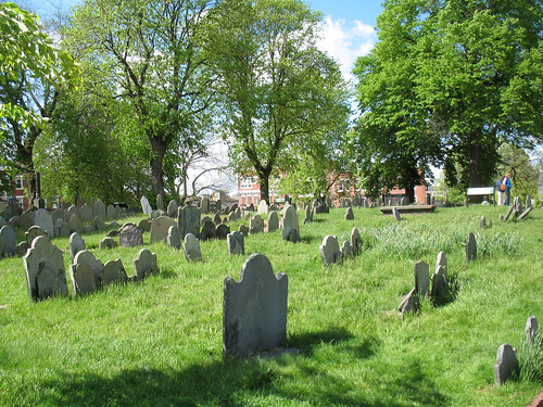 Copp's Hill Burying Ground (2)