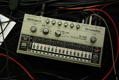 Roland TR-606 (dvid) Tags: computer scrapbook drum machine synth roland instrument electronic synthesizer tr606 computercontrolled drumatix drumcomputer pentaxk10d rolandtr606