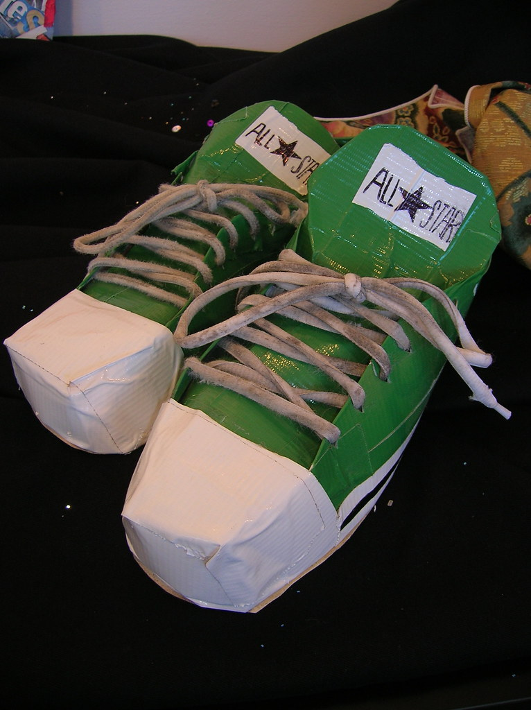 Home Made Sneakers