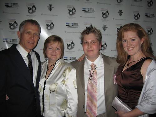 Dennis & Judy Shepard + Dasha Snyder & Sonora Chase
