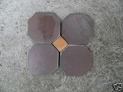 tiles arranged