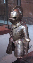 Child-sized Suit of Armor (MathTeacherGuy) Tags: paris france history museum army military royal musee invalides armor 75007 visit75007 middleages defense royalty lesinvalides weapons suitofarmor moyenages