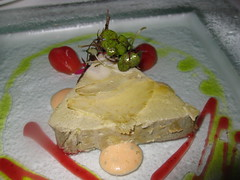 Old Town Brasserie: Terrine d'artichauts et coeur de palmier (close up)