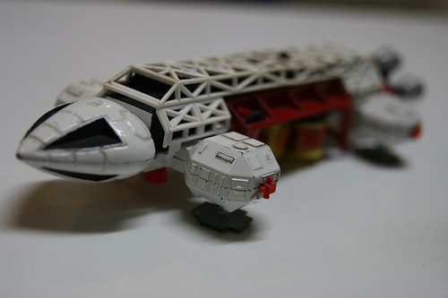 Space 1999 Eagle Freighter