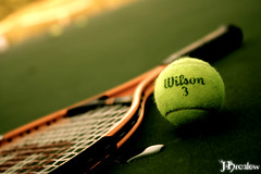~ Tennis Time is Finished ~