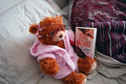 Debbie Macomber book fan photo