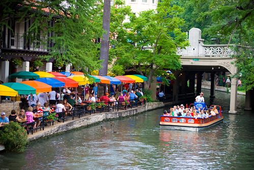 San Antonio, TX - River Walk