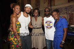 Lyfe Jennings estelle and someother cats