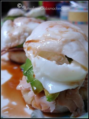 GF: Healthier Eggs Benedict