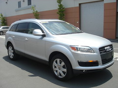 DSC08446 (euromotor-gallery) Tags: audi 2007 q7