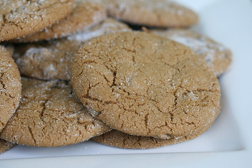 Ultimate Ginger Cookies