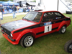 Ford Escort Mk2 RS1800 (1980) (tbtstt) Tags: ford festival colin speed mk2 tribute 1980 2008 goodwood mcrae escort paddock rs1800 of