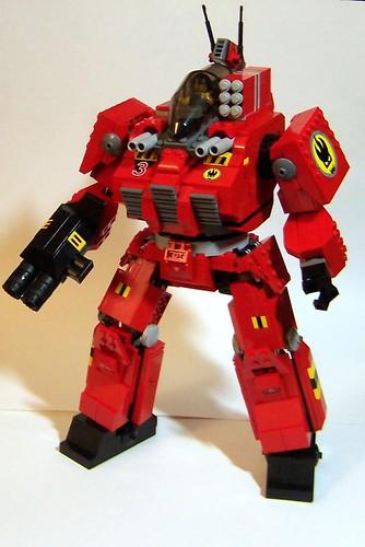 Utiliser des Lego pour un wargame 2680753019_558d7f8215