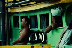Wrinkled Forehead Type 3.0 (DSC0930) (Fadzly @ Shutterhack) Tags: street travel sea vacation portrait people holiday hot nature port work d50 asian boat fishing fisherman nikon marine asia fishermen zoom jetty hard photojournalism telephoto human malaysia tropical tropic kuala trawler asean terengganu equator humid mys mensen     maleisi  mennesker  sigmaapo70200mmf28exdghsm nikonstunninggallery cendering chendering shutterhack