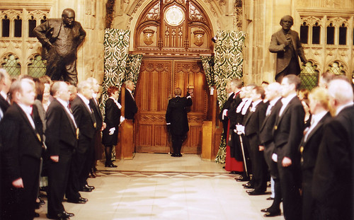 State Opening of Parliament: Black Rod | Flickr - Photo Sharing!
