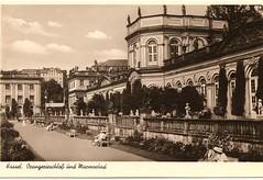 Kassel: Orangerieschloss (Dan Brekke) Tags: germany worldwarii kassel