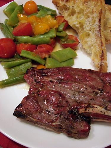 Dinner:  August 1, 2008