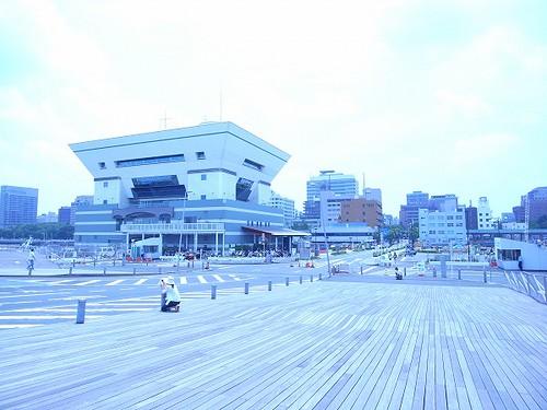 A large pier