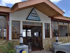 Restaurante en el Muelle (Marconi Poveda) Tags: puerto muelle malecon salvador nicaragua managua novia xolotlan xolotln ayende