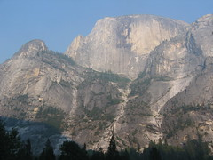 (Matt and Emily) Tags: california yosemite halfdome yosemitenationalpark ahwiyahpoint mirrorlakelooptrail