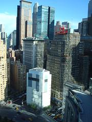 View from Mandarin Oriental (conchang) Tags: nyc lounge lobby mandarinoriental