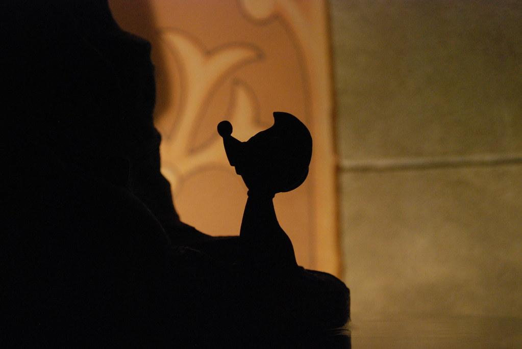 Mouse silhouette ©Vanessa Guzan