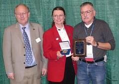 Howard Daniel Wins Glenn Smedley Award