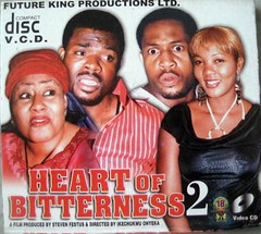 Heart Of Bitterness