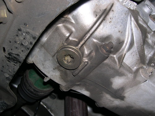 Sudden leak after clutch replacement & tranny fluid change - Subaru