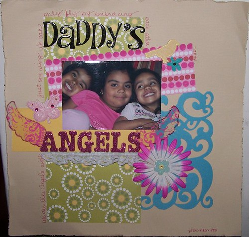 Daddy's angels