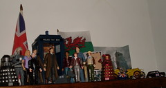 Doctor Who Action Figures (BBC Wales Version)