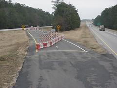 I-65 Reversal Lane Change Evacuation Plan